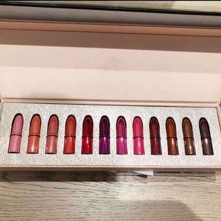 MAC Cosmetics Snowball Mini Lipsticks