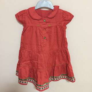 12-18 Mths BN Authentic Marks and Spencer baby girls dress