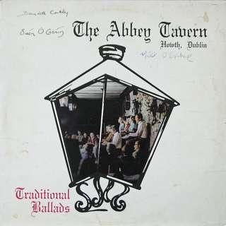 Tavern ballads, Vinyl LP, used, 12-inch original pressing