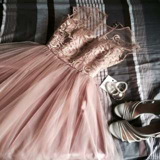 FOR RENT!! Cocktail Dress & Long Gown :-)