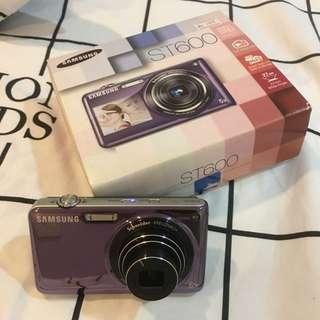 Samsung ST600 beauty selfie camera