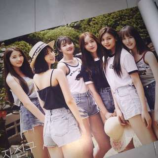 GFRIEND LOVE WHISPER OFFICIAL POSTER