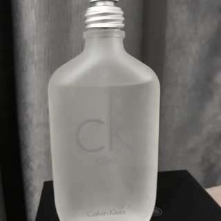 Parfum calvin klein non ori