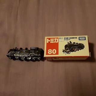 Like new Tomy Steam Locomotive