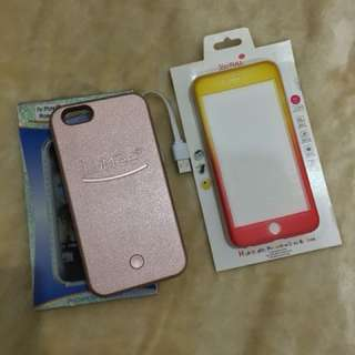 Lumee Selfie Light Case w/ free case