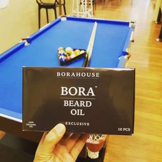 Bora Beard Oil 30ml