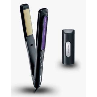 Panasonic Hair Straightener (EH-HW18)直髮捲髮器(直捲兩用)
