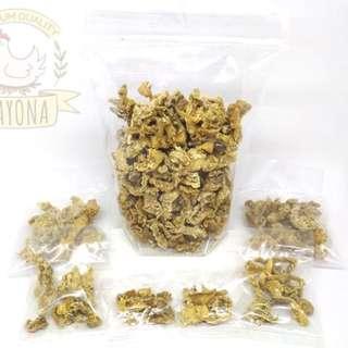 Keripik Bebek Tepung Crispy 250 Gram