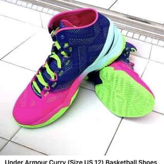 Basketball shoes Mint