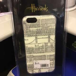 英國 Harrods iphone 6/6S 手機殻