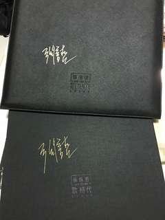 台版张信哲亲笔签名歌时代黑胶唱片经典盘LP(真皮收藏)