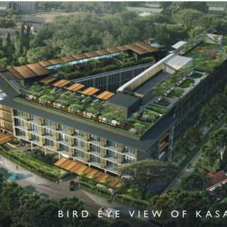 The First Luxury Low-rise Resort Style Apartment @South Jakarta