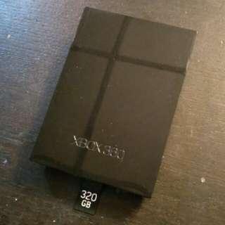 Original Xbox 360 HDD 320GB (Hard Disk)