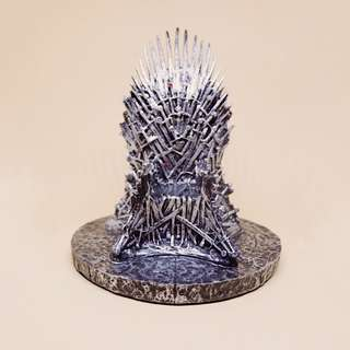 Game of Thrones 7 Inch Iron Throne Replica