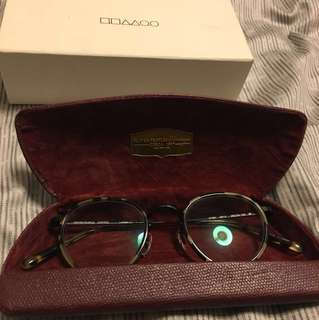 Oliver peoples mp2 limited edition