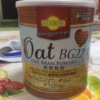 Biogrow OatBG 22 燕麥麩糠