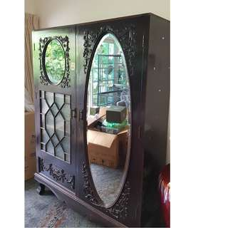 Antique Anglo Dutch Cabinet