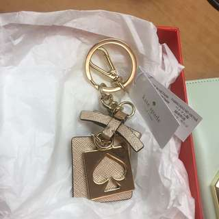 Kate spade new with tag keychain