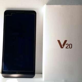LG V20 水貨 雙咭雙待64GB made in Korea