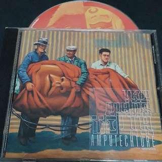 The mars Volta (Amputechture) cd rock