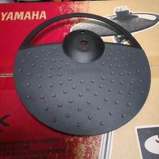 Yamaha DTX400 cymbal