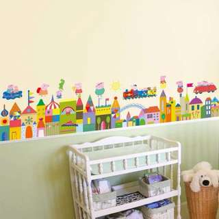 138X45cm wall sticker decal(in stock)