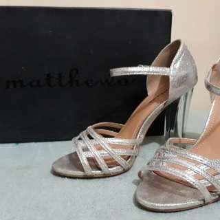 Matthews Silver Heels