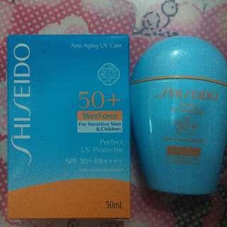Shishedo UV protector 50ml