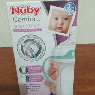 Nuby comfort bottle