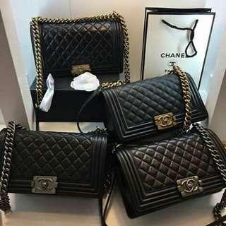 Gucci bag mirror
