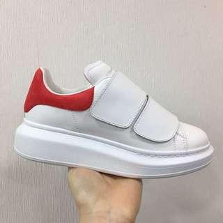 訂貨 Mcqueen sneakers 女裝