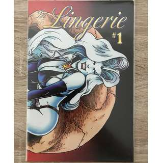 LADY DEATH IN LINGERIE #1 (CHAOS COMICS)