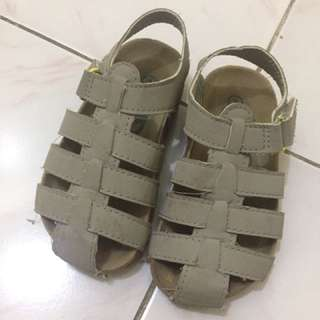 cotton on sandals for toddler