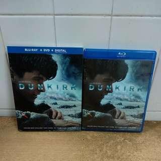 Dunkirk - Blu-ray & DVD with slipcase - US import (original)