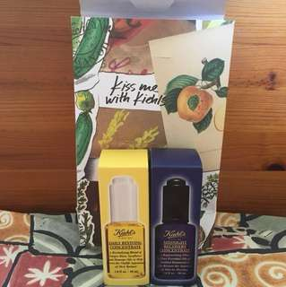 Kiehl's Midnight Recovery Concentrate & Daily Reviving Concentrate