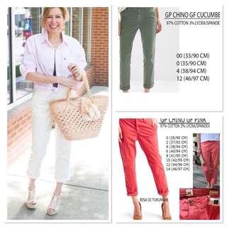Branded GP Chino BF pants