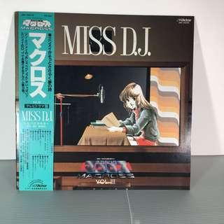 SDF Macross Vol III Miss DJ