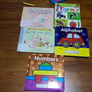 Big board books
