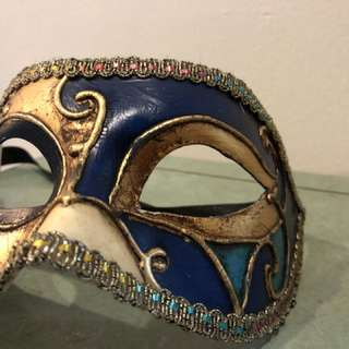 Original Venetian Mask (Hand Made)