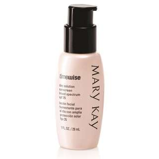Timewise Day Solution Sunscreen SPF 35