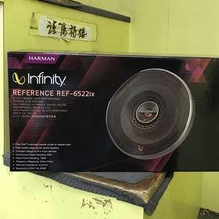 Infinity/pioneer car speaker Ref-6522ix