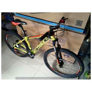 2018 Trinx C782 27.5 Alloy Hydraulic Mountain Bike Bicycle Latest! MTB *Limited Edition*