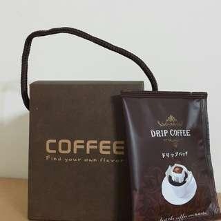 🚚 沖泡式咖啡