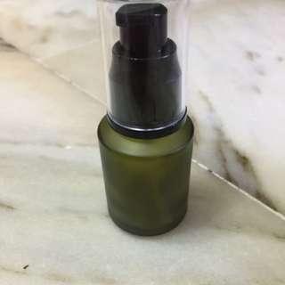 30ml Glass bottle (face serum, hair serum, essential oil)