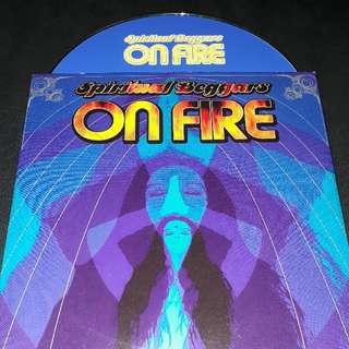Spiritual beggars (on fire) cd - heavy stoner