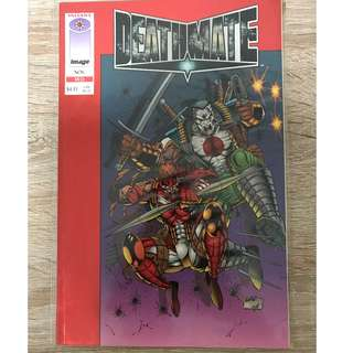 DEATHMATE RED (VALIANT COMICS)