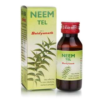 Neem oil for skin care and Acne Treatment