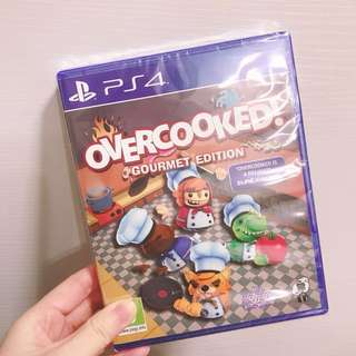 Overcooked ps4 with code