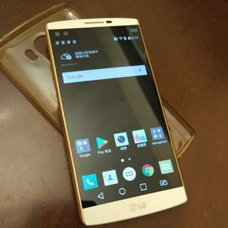LG V10 行貨 Dual Sim (Black Cover) 議價不覆