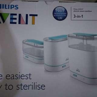 Philips Avent Steriliser 3-in-1